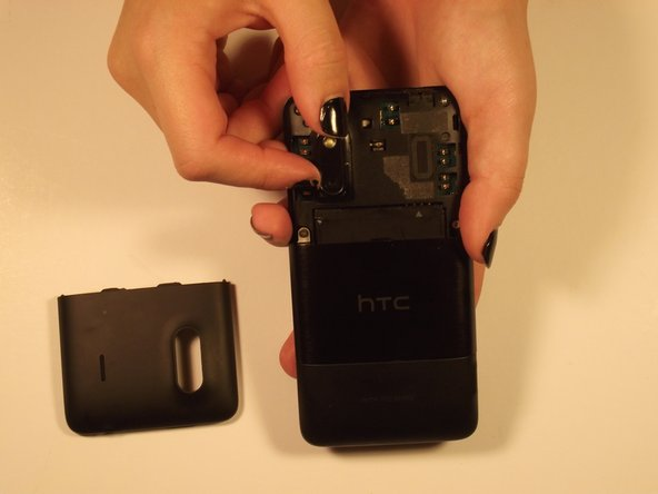 HTC EVO Design 4G Camera Lens Replacement