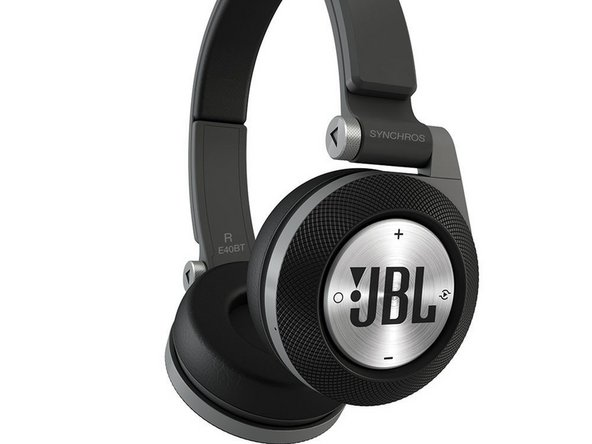 Jbl Synchros E40bt Repair Ifixit