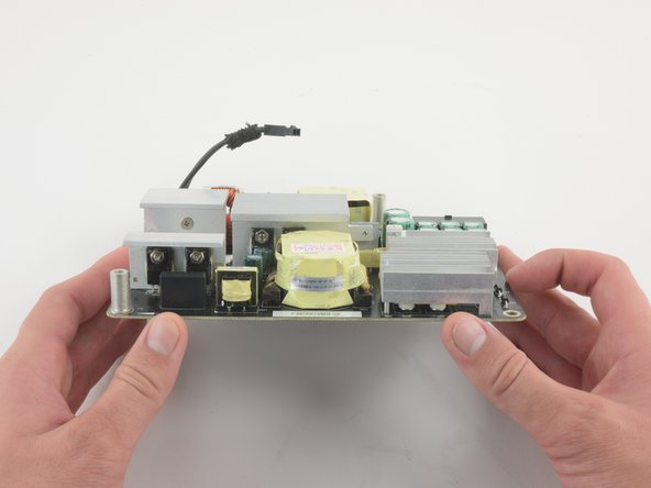 Image 1/2: Avoid touching any metal when handling your electronics. Before being safely discharged, circuit boards may contain excess energy that can be dangerous.