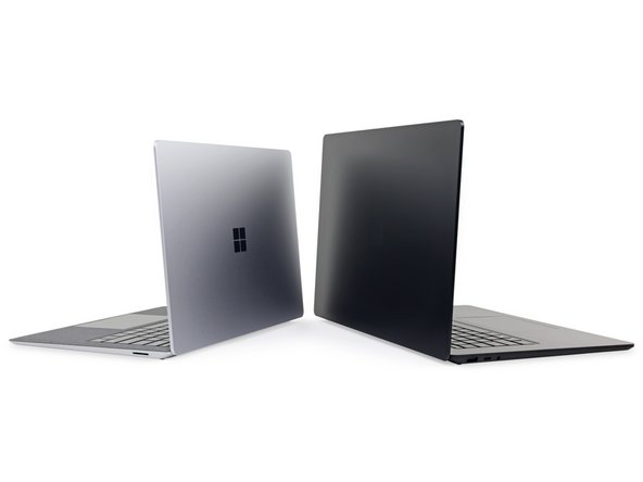 "The all-new 15"" Surface Laptop towers over its 13.5"" sibling. It may be bigger, stronger, and come with a custom Ryzen processor, but the 13.5"" model has one thing the 15"" line lacks: a nice cozy bed for your palms."