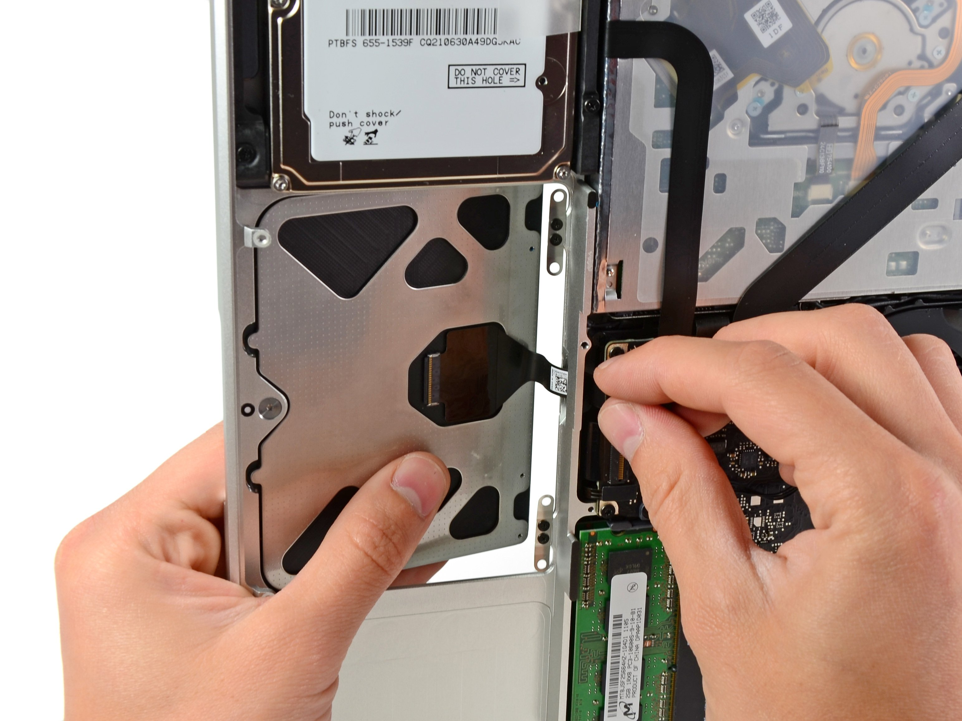 Mid 2011 iFixit Trackpad Compatible with MacBook Air 13