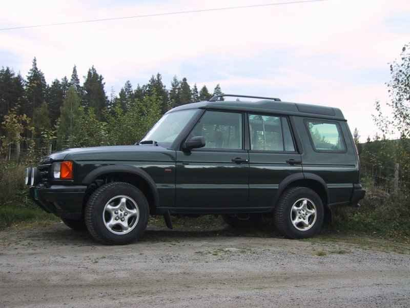 1999-2004 Land Rover Discovery Repair (1999, 2000, 2001, 2002, 2003