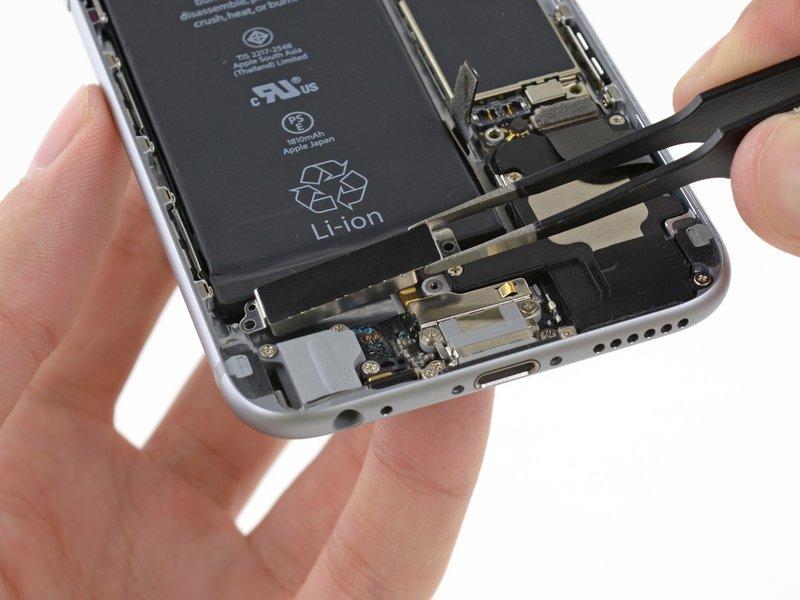 Hướng dẫn chi tiết sửa và thay linh kiện cho iPhone 6 hay iPhone 6 Plus - 1069