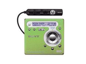 Sony MZ-R700 Minidisc Repair