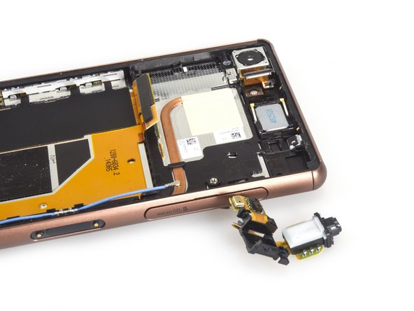 Sony Xperia Z3 Dual Headphone Jack Replacement