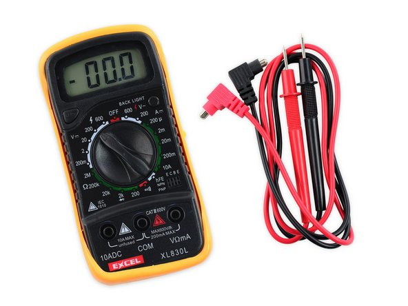Multimeter Main Image