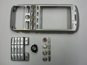 Front Faceplate
