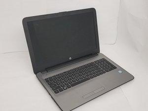 HP-15-ay052nr Troubleshooting
