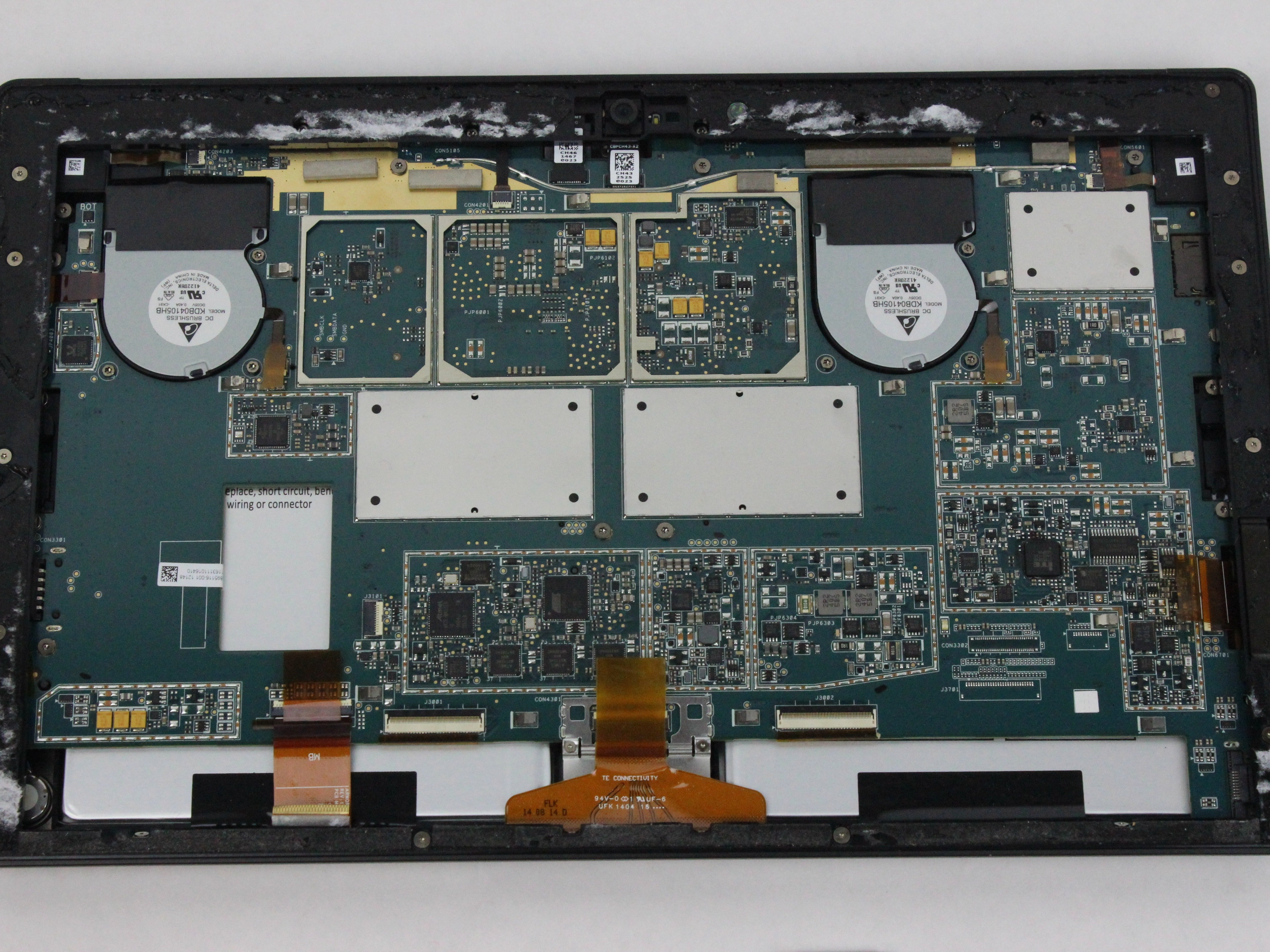 microsoft surface pro 2 glass replacement