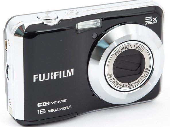 FujiFilm AX655 LCD Replacement