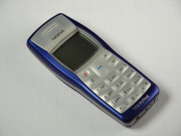 Nokia 1100b Rh 36 Ifixit