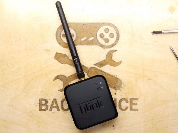 Blink Sync Module Antenna Upgrade