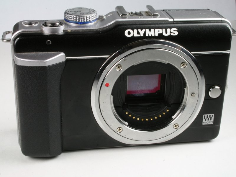 Olympus Camera Repair - iFixit