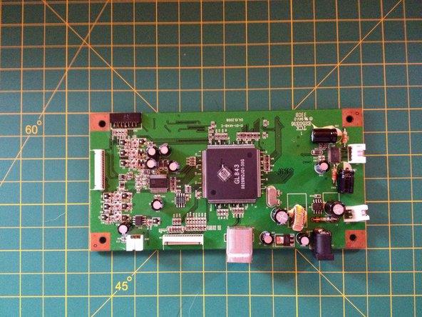 Neatdesk Desktop Scanner Circuit Board Repair Ifixit