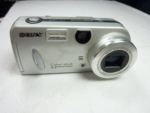 Sony Cybershot DSC-P52 Repair