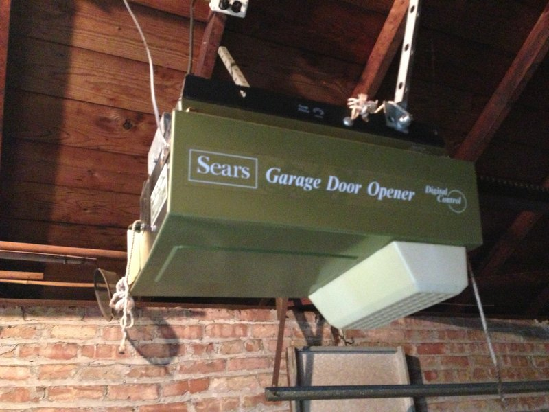 opener excelerator door repair watch garage youtube genie