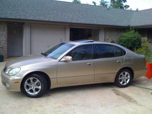 1997-2004 Lexus GS Repair