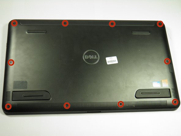 Dell XPS 18 Back Cover Replacement