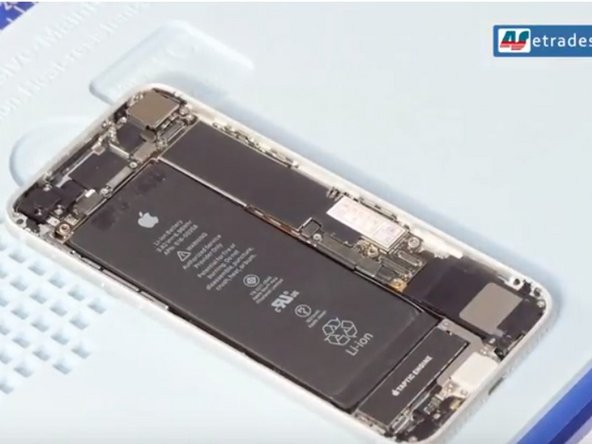 How to assemble iPhone 8 back housing?
