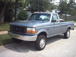 1997-2003 Ford F-250 Heavy Duty Repair