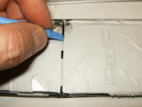 To separate the individual packs and to remove the thin plastic frame, a plastic tool is used.