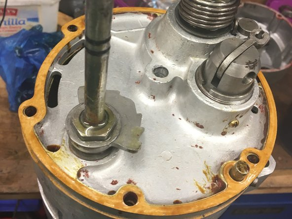 The design of the kickstart seal assumes that there will be no endfloat on the kickstart shaft. This is rarely the case and means that oil weeps from the kickstart shaft. You might be able to limit the weep by fitting a second o-ring, or you can fit a rubber grommet between the casing and the kickstart lever (a 20mm cable grommet fits perfectly).