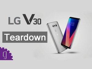 LG V30 Teardown