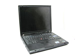 IBM Thinkpad T60 Repair
