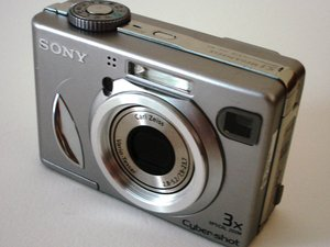 Sony Cyber-shot DSC-W5 Repair