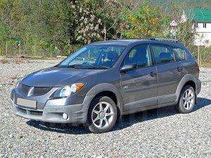 2003-2008 Pontiac Vibe Repair