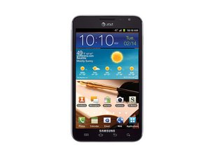 Samsung Galaxy Note International (N7000)