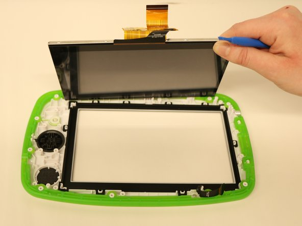 Screens are very fragile so be sure to have a safe and secure place to put it, safely away from any magnetic devices.