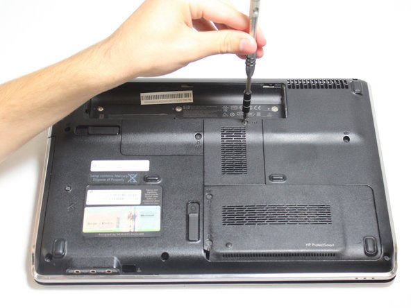 HP Pavilion dv4-2045dx RAM Replacement