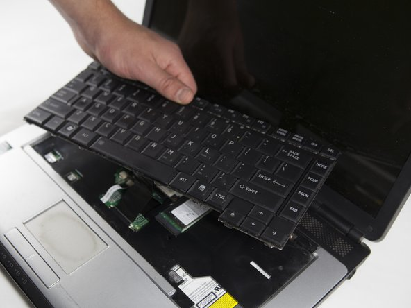 Toshiba Satellite L305D-S5900 Keyboard Replacement