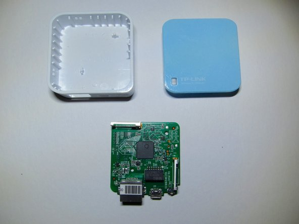 Image 1/1: The router in this teardown is v1.0. There is another version of the same router, called V2.0, which is virtually identical, however it will only accept firmware that was sold in that country.