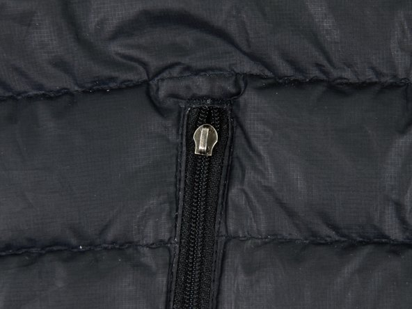 Quick-Fix: Replacing a Zipper Pull