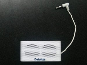 Deloitte PL-4238 Pocket Mini-Speaker Teardown