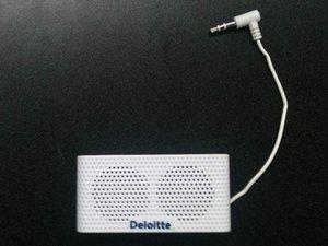 Deloitte PL-4238 Pocket Mini-Speaker Teardown