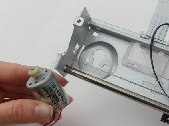 HP Deskjet 1000 J110a Ink Carriage Motor Replacement