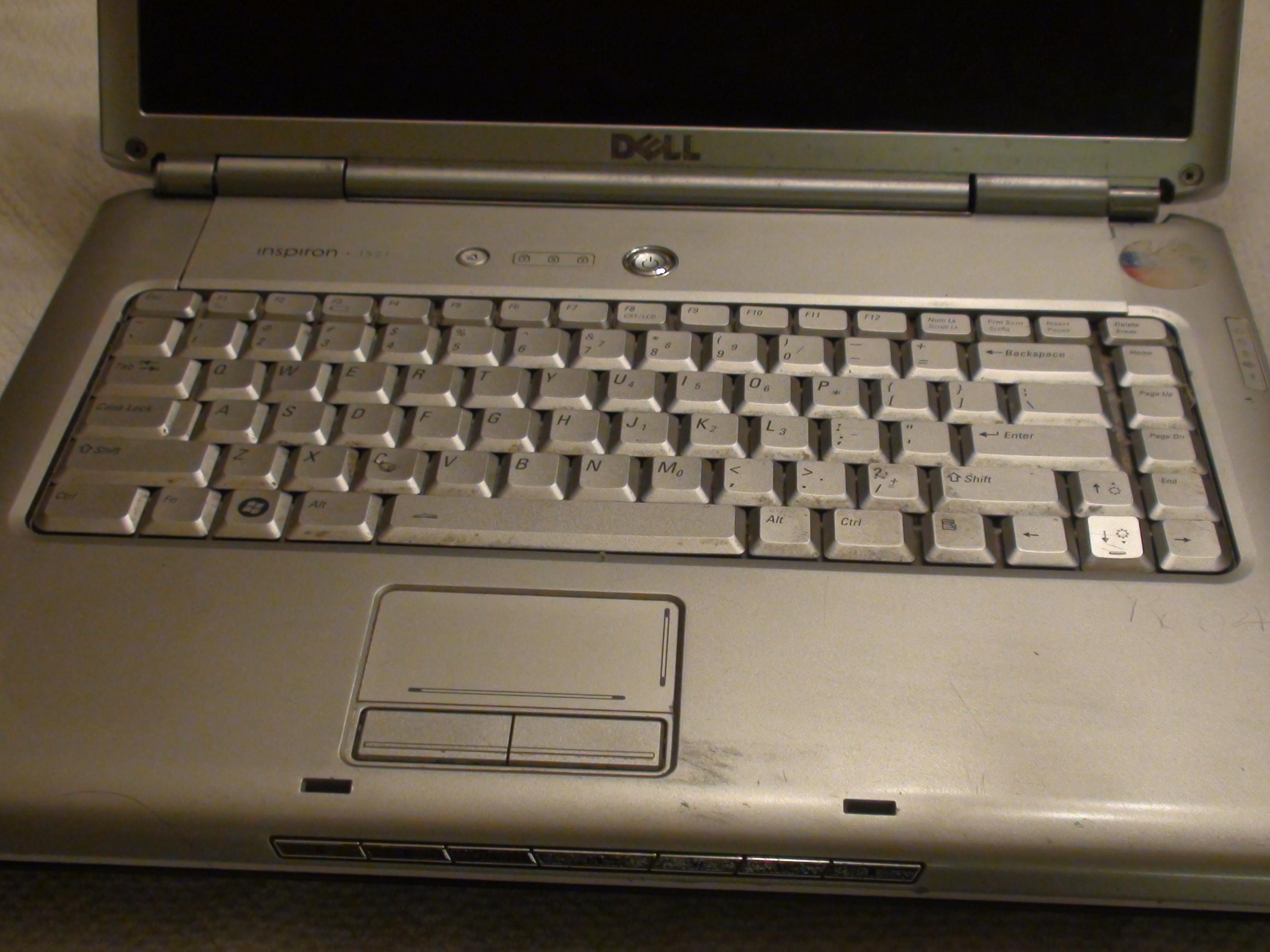 dell inspiron 1521 repair ifixit rh ifixit com Dell Inspiron ManualDownload dell inspiron 1521 user manual