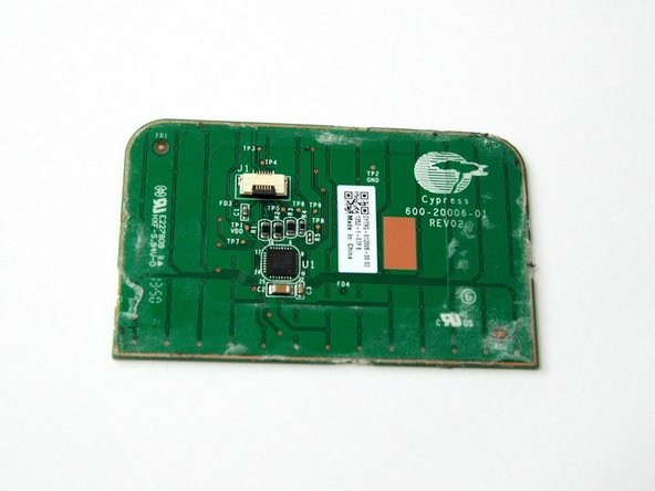 Logitech Harmony Smart Keyboard Touchpad Printed Circuit Board (PCB) Replacement