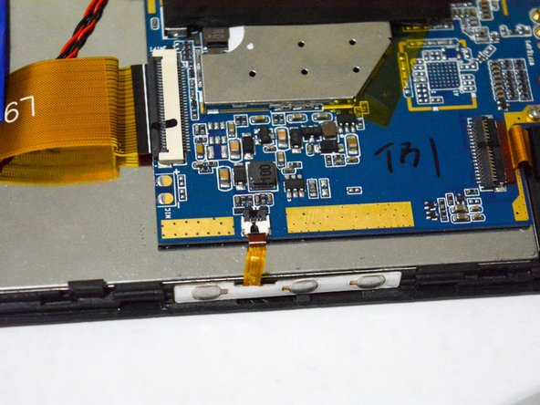 Craig CMP801 Volume Controls Replacement