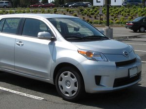 Scion xD Repair