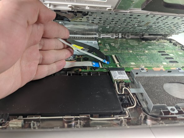 ASUS VivoBook Flip TP501U Keyboard Panel Replacement