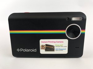 Polaroid Z2300 Repair