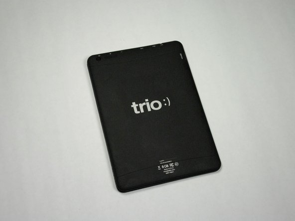 Trio Stealth G4 Back Panel Replacement