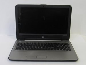 HP Notebook 15-ba018ds