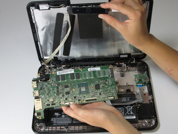 Help with Hard drive and Operating System - Lenovo N21 Chromebook