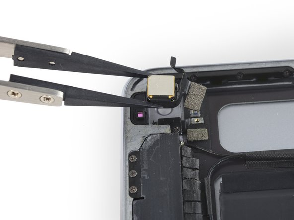 iPad Air 2 Wi-Fi Rear-Facing Camera Replacement