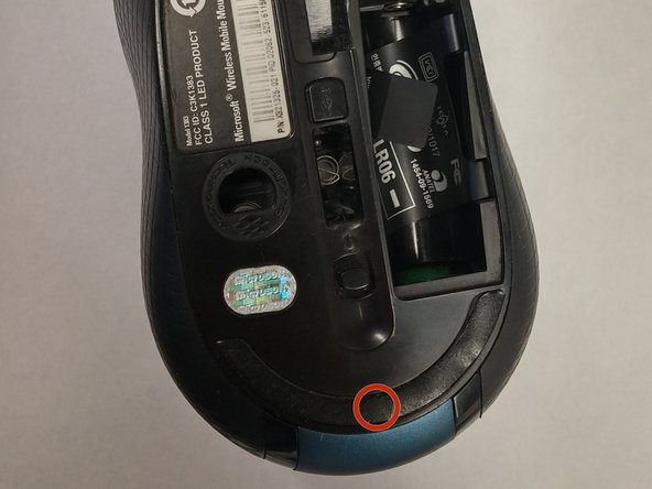 Microsoft Wireless Mobile Mouse 4000 Teardown - iFixit
